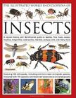 The Illustrated World Encyclopedia of Insects: A Natural History and Identification Guide to Beetles, Flies, Bees, Wasps, Mayflies, Dragonflies, Cockr Cover Image