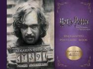 Harry Potter and the Prisoner of Azkaban Enchanted Postcard Book Cover Image