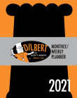 Dilbert 2021 Monthly/Weekly Planner Calendar Cover Image