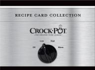 Crock-Pot Recipe Card Tin Cover Image
