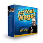 Dave Ramsey's Act Your Wage! Cover Image