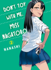 Don't Toy With Me, Miss Nagatoro, volume 2 Cover Image