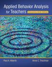 Applied Behavior Analysis for Teachers Interactive Ninth Edition, Enhanced Pearson Etext with Loose-Leaf Version -- Access Card Package [With Access C (What's New in Special Education) Cover Image