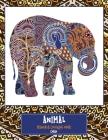 Mandala Coloring Book Cheap - Animal Cover Image