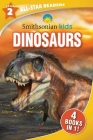 Smithsonian Kids All-Star Readers: Dinosaurs Level 2 Cover Image