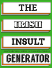 The Irish Insult Generator Cover Image
