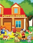 Kids Time: Puppies Coloring Book for Kids with Fabulous Dogs Cover Image
