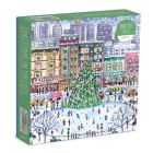 Michael Storrings Christmas in the City 1000 Piece Puzzle Cover Image