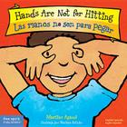 Hands Are Not for Hitting / Las manos no son para pegar (Best Behavior® Board Book Series) Cover Image