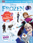 Disney Frozen Ultimate Sticker Collection Includes Disney Frozen 2 Cover Image