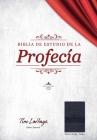 Biblia de Estudio de La Profecia - Tapa Negra (Black) Cover Image