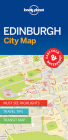 Lonely Planet Edinburgh City Map Cover Image