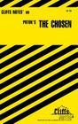 Cliffsnotes on Potok's the Chosen Cover Image