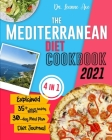 The Mediterranean Diet Cookbook for Beginners: The Science-Backed Guide for Rapid Weight Loss and Long-Lasting Health by Following Inexpensive, Easy a Cover Image
