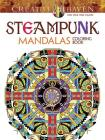 Creative Haven Steampunk Mandalas Coloring Book (Creative Haven Coloring Books) Cover Image