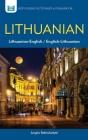 Lithuanian-English/English-Lithuanian Dictionary & Phrasebook Cover Image
