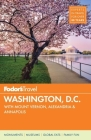 Fodor's Washington, D.C.: With Mount Vernon, Alexandria & Annapolis (Full-Color Travel Guide #23) Cover Image