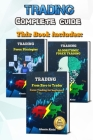 Trading: complete guide for forex trading, investing for beginners: From Zero to Trader + Algorithmic trading + 10 day trading Cover Image