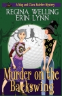 Murder on the Backswing: A Witch Cozy Mystery Cover Image