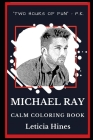 Michael Ray Calm Coloring Book Cover Image