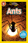 National Geographic Readers: Ants Cover Image