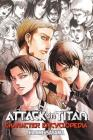 Attack on Titan Character Encyclopedia Cover Image