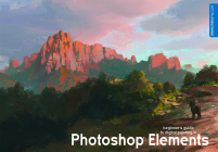 Beginner's Guide to Digital Painting in Photoshop Elements Cover Image