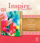 Inspire Prayer Bible NLT (Leatherlike, Joyful Colors with Gold Foil Accents): The Bible for Coloring & Creative Journaling Cover Image