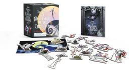 Disney Tim Burton's The Nightmare Before Christmas Magnet Set (RP Minis) Cover Image