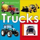 Trucks (Slide and Find) Cover Image
