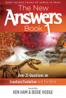 The New Answers Book 1: Over 25 Questions on Creation/Evolution and the Bible (New Answers (Master Books)) Cover Image