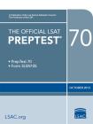 The Official LSAT Preptest 70: Oct. 2011 LSAT Cover Image