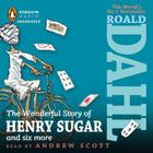 The Wonderful Story of Henry Sugar and Six More Cover Image