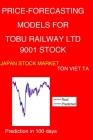 Price-Forecasting Models for Tobu Railway Ltd 9001 Stock Cover Image