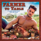 2021 Farmer to Table: Premium Quality 100% Hunkp 16-Month Wall Calendar Cover Image