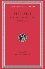 On Architecture (Loeb Classical Library #280) Cover Image