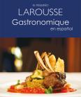 El pequeño Larousse gastronomique en español Cover Image