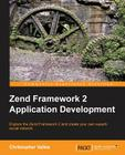 Zend Framework 2 Web Application Development Cover Image
