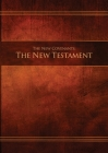 The New Covenants, Book 1 - The New Testament: Restoration Edition Paperback, A4 (8.3 x 11.7 in) Large Print Cover Image