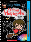 Hidden Hogwarts: Scratch Magic (Harry Potter) Cover Image