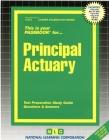 Principal Actuary: Passbooks Study Guide (Career Examination Series) Cover Image