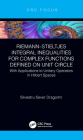 Riemann-Stieltjes Integral Inequalities for Complex Functions Defined on Unit Circle: With Applications to Unitary Operators in Hilbert Spaces Cover Image