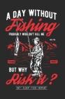 Fishing Log Cover Image