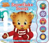 Snowflake Songs (Daniel Tiger's Neighborhood) Cover Image