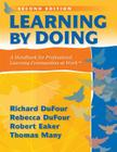 Learning by Doing: A Handbook for Professional Learning Communities at Work Cover Image