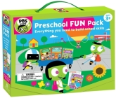 PBS KIDS Preschool Fun Pack Cover Image