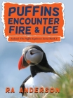 Puffins Encounter Fire and Ice: Iceland: The Puffin Explorers Series Book 3 Cover Image