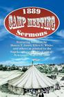 1889 Camp Meeting Sermons Cover Image