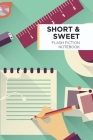 Short & Sweet: Flash Fiction Notebook Cover Image