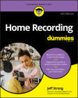 Home Recording for Dummies Cover Image